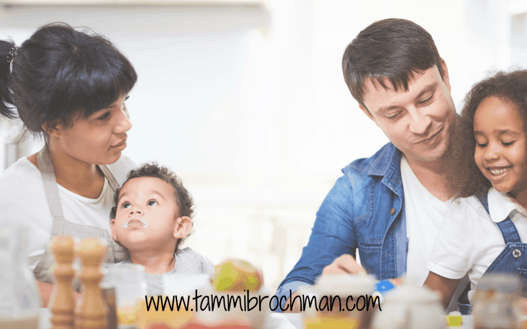 How to Help Your Child Have Healthy Food Relationships